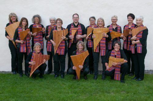 Panfloetengruppe Thun
